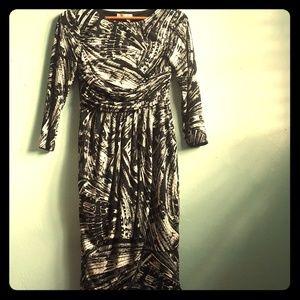 Beautiful long sleeve dress